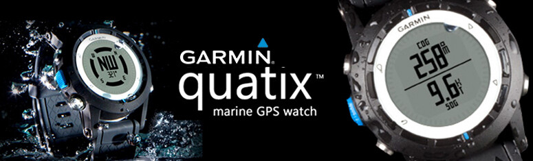 Garmin Quatix Header