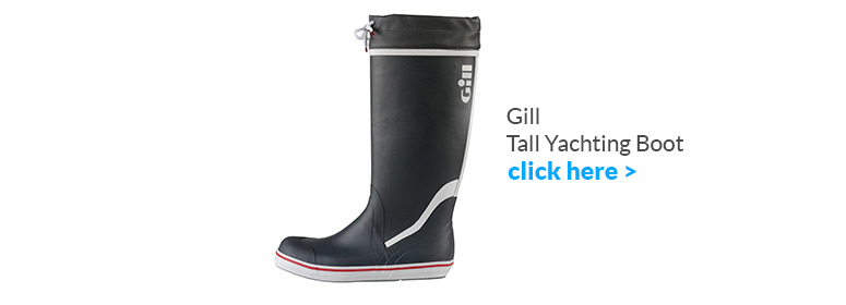 Gill Tall Yachting Boot - Click here