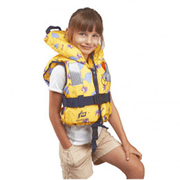 SEE ALL CHILDREN'S LIFEJACKETS >