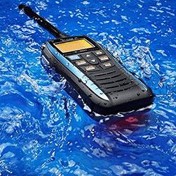 Icom IC-M25 Euro VHF Radio